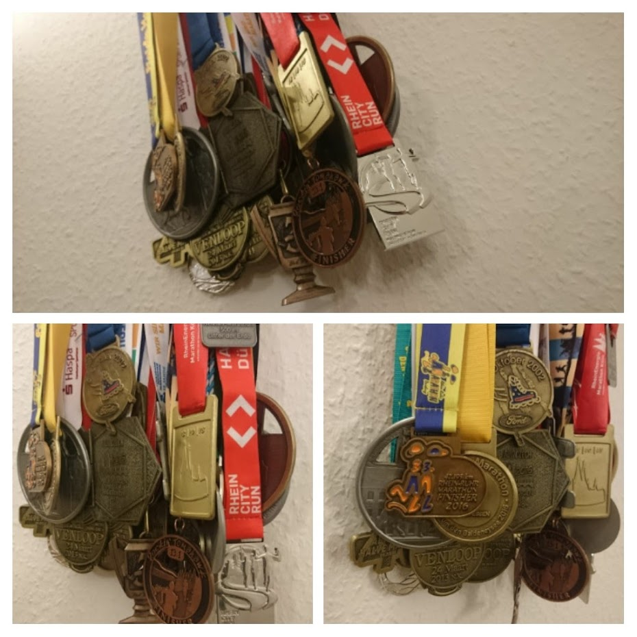 Medaille Wettkampf ElAldonal