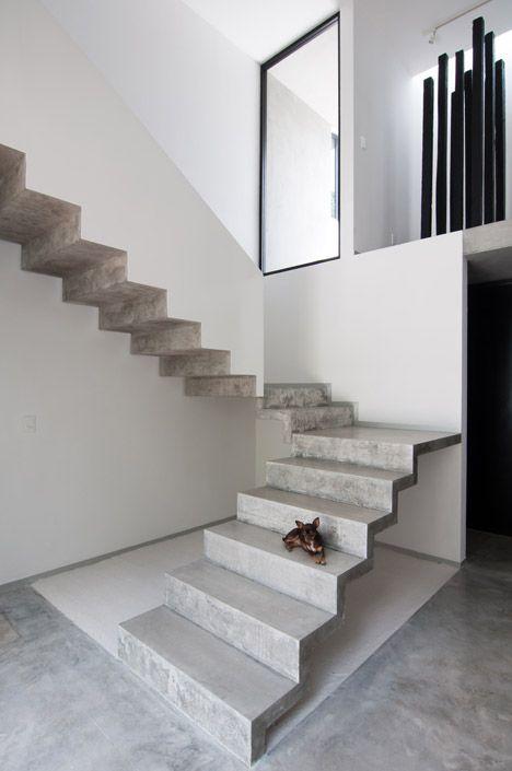Pomysły i materiały na wykończenie schodów