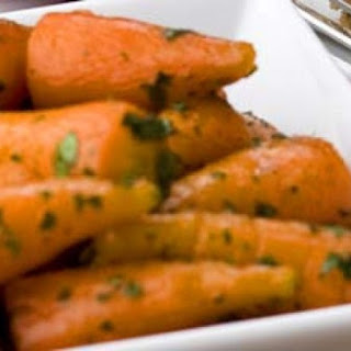Butter Glazed Carrots With Herbs Recipes