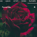 My Photo Rain Music Player icon