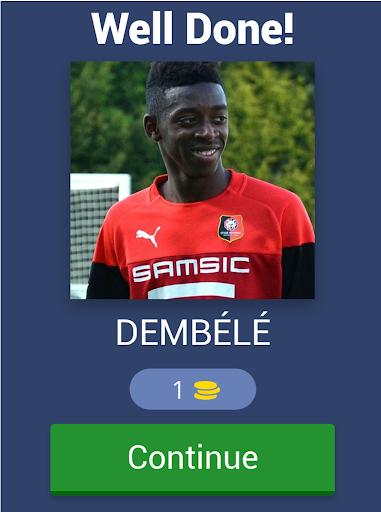 Stade Rennais : Devinez les joueurs de foot / Quiz android2mod screenshots 10
