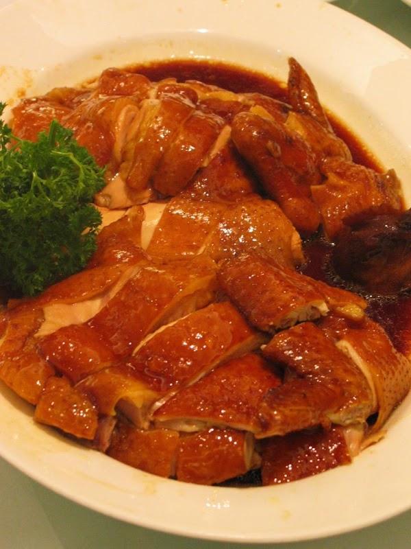 She Yau Gai- Braised Chinese Chicken Recipe