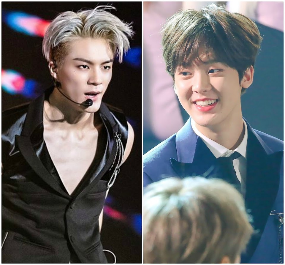 [Other] idols who are the same age but dont look it
