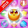 Plätzchen-Sonnenblume: Spiel 3 Puzzle APK