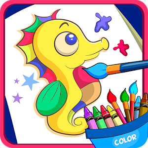Kids Coloring Book APK Download For Android
