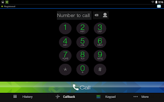 Screenshot of OneSuite Cheap Calls Worldwide