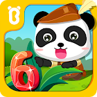 Baby Panda Finds Numbers icon