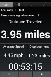 GPS Odometer screenshot 0