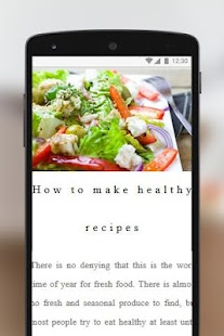 Healthy Recipes Free for Weight Loss - náhled