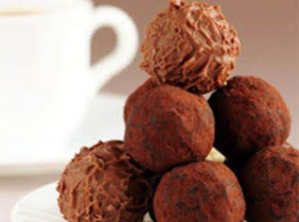 Coffee Powder Truffles Recipe