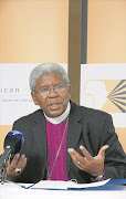 File picture of Archbishop Emeritus Njongonkulu Ndungane.