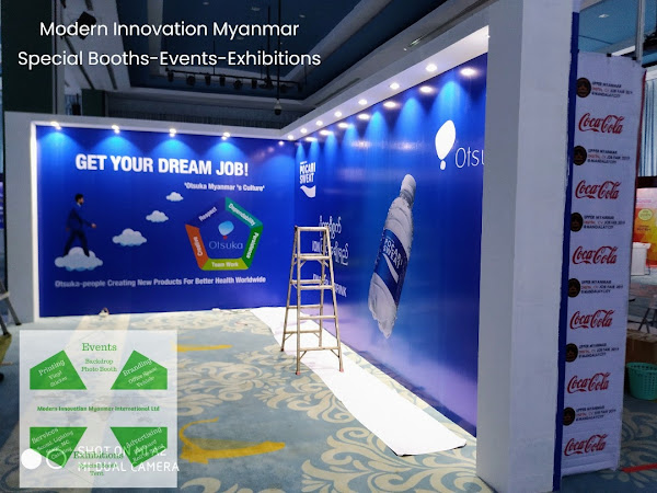 Yangon-Myanmar-Events-Exhibition-Special Booth