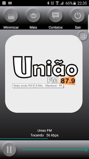 Rádio União FM Mamborê-PR