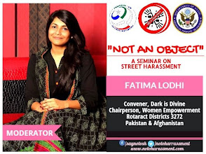 Photo: 4.12.15 Pakistan No to Harassment #NotanObject discussion