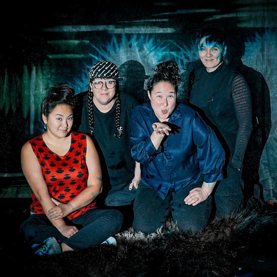 Ikumagialiit Performance Art Band