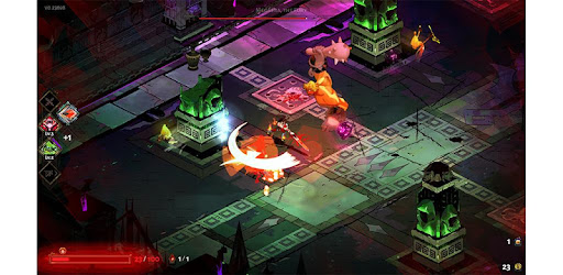 Hades mobile captures d'écran