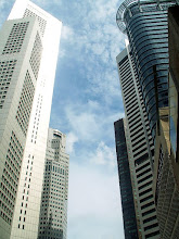 Photo: CBD, Raffles Place