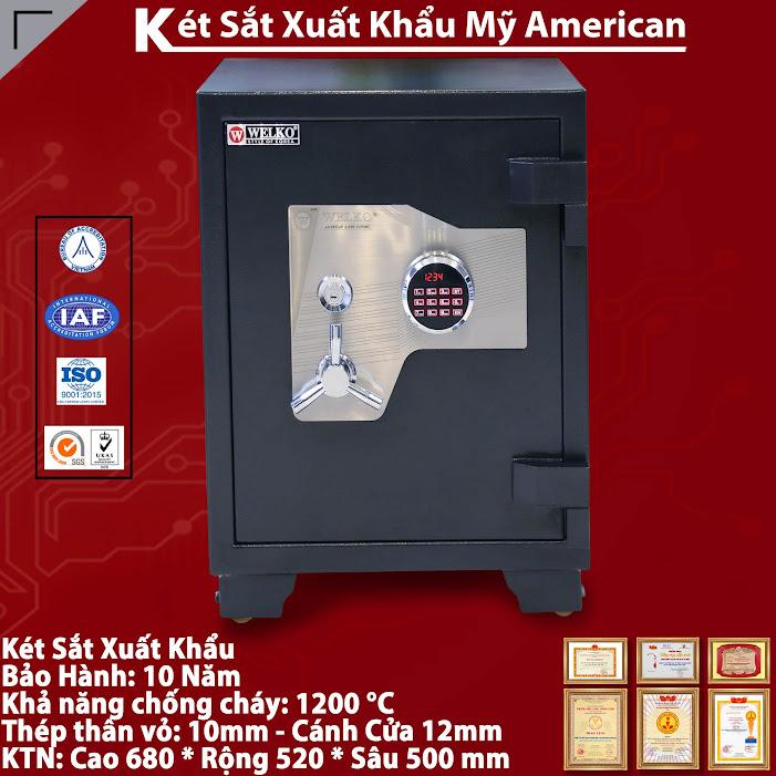 Ket Sat Xuat Khau My