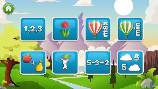 Kids Numbers and Math FREE- screenshot thumbnail