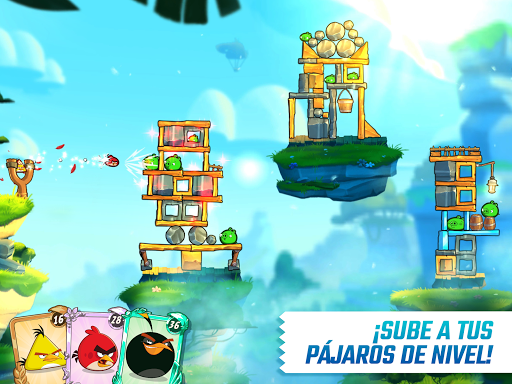 Angry Birds 2  trampa 8