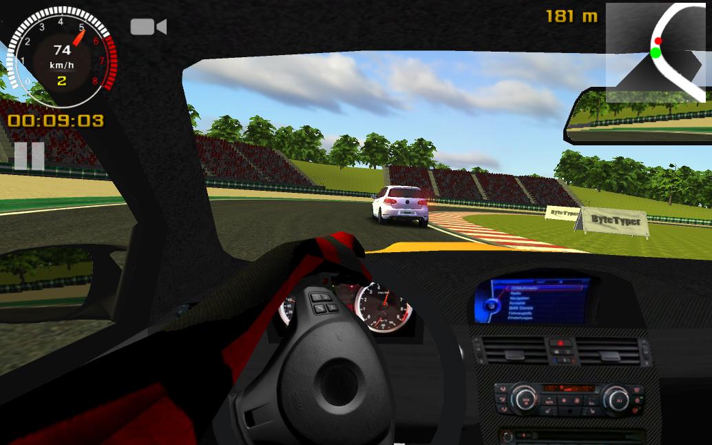 Racing Simulator mod apk
