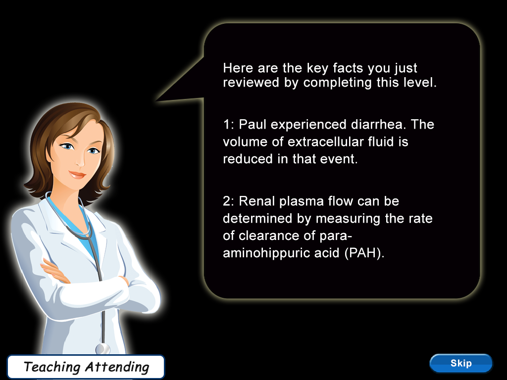 PHYSIOLOGY TEST PREP GAME APP- screenshot