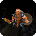 Treasure Hunter: Dungeon Fight - Monster Slasher icon