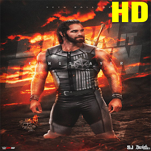Seth Rollins Wallpaper Hd Apk 155
