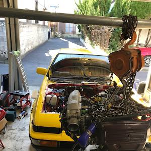 スプリンタートレノ AE86のカスタム事例画像 よっしーさんの2018年12月31日07:39の投稿