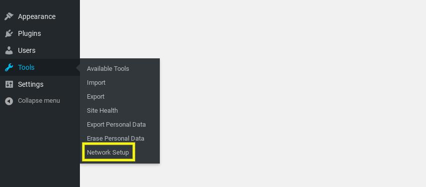 استخدام ووردبريس متعدد المواقع MultiSites