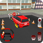 Classic Car Parking Extreme 3D Icon