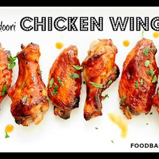 Food Babe's Tandoori Chicken Wings.