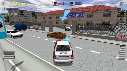 Traffic Cop Simulator 3D screenshot 6
