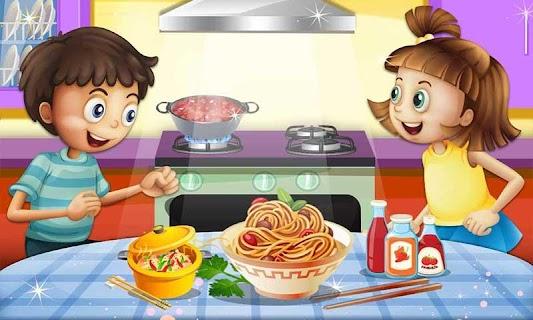 Noodle Maker – Cooking Game screenshot 02