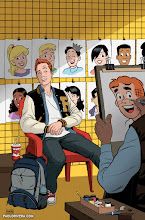 Photo: ARCHIE #2. 2015.Ink(ed by Joe Rivera) on bristol board with digital color, 11 × 17″.