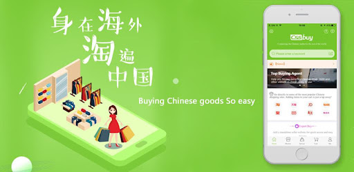 CSSBuy-Taobao agent,1688 agent,taobao english - Apps on