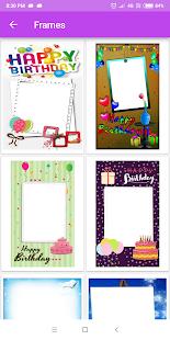 Birthday Photo Frames for PC-Windows 7,8,10 and Mac apk screenshot 5