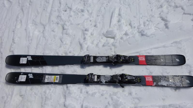 K2 MINDBENDER 90TI 177cm