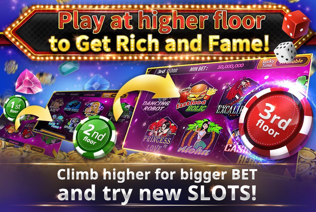 social casino app