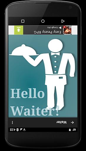 Hello Waiter