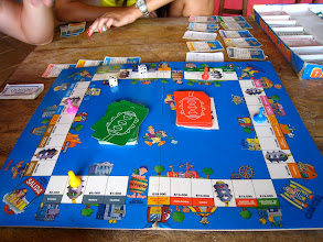 "Photo: If you're someone who enjoys board games, you will definitely enjoy this Colombian version of Monopoly. It's called ""Metropolio"" and has some very unique twists to the classic American game."