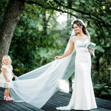 Wedding photographer Elena Miroshnik (MirLena). Photo of 27.09.2018