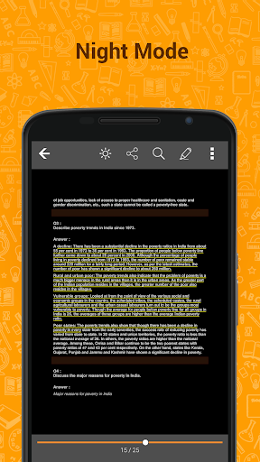 NCERT Books & Solutions Free Downloads 3.2.6 screenshots 7