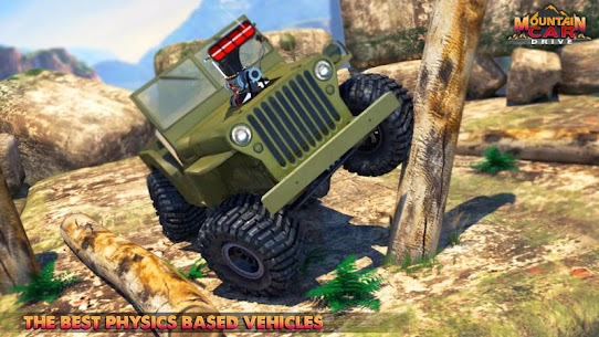 Mountain Car Drive 2019 : Offroad Car Driving SUV Apk  Download For Android 3
