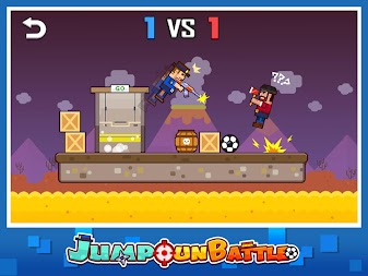 Jump Gun Battle APK screenshot thumbnail 8