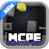 Mini Game MODS For MCPE