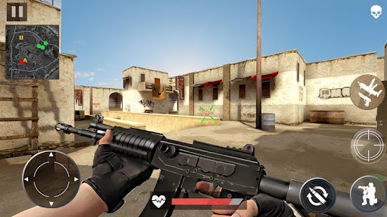 Counter Terrorist FPS Shooting Mission - náhled
