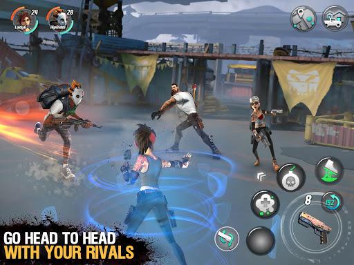 Dead Rivals - Zombie MMO (Unreleased)  screenshots 3