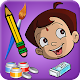 Draw & Color Chhota Bheem (app)