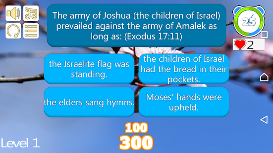 Free Bible Trivia